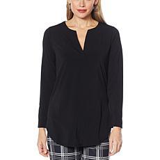 Antthony Long-Sleeve Jersey Knit Tunic