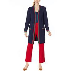 Antthony Sweater Knit Cardigan with Pockets