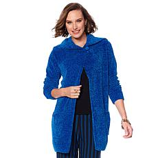 "Antthony ""Timeless Textures"" Chenille Cardigan"
