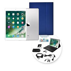 Apple iPad Mini™ 4 128GB Wi-Fi Tablet w/Keyboard Case and Accessories