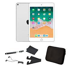 "Apple iPad Mini 5 Cellular 7.9"" 256GB Tablet with Accessories"