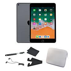 "Apple iPad Mini 5 Cellular 7.9"" 64GB Tablet with Accessories"