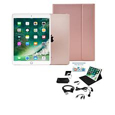 "Apple iPad Pro® 10.5"" 64GB Wi-Fi Tablet w/Keyboard Case & Accessories"