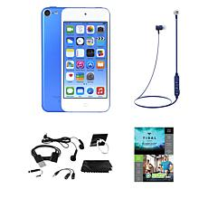 Apple iPod Touch 7th Generation 32GB Media Player w/Accessory Bundle