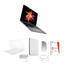 "Apple MacBook Air 13"" 128GB Retina Laptop with Office 365 and More"