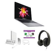 """Apple MacBook Air 13"""" 8GB RAM 256GB SSD Space Gray Everyday Bundle"""