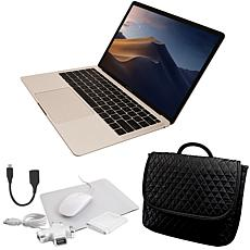 "Apple Macbook Air 13"" Retina 256GB with Messenger Bag and Accessories"