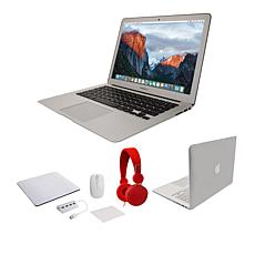 "Apple MacBook Air® 13.3"" 8GB RAM/128GB SSD Laptop Bundle"
