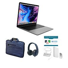 "Apple MacBook Pro 13"" Intel i5 8GB RAM 256GB SSD Deluxe Bundle"