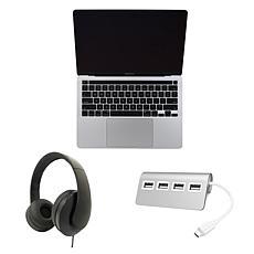 "Apple Macbook Pro 13"" Retina i5 8GB RAM 512GB SSD w/Touch Bar Bundle"