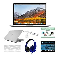 "Apple MacBook Pro® 13.3"" 512GB SSD Laptop with Touch Bar and Clip Case"