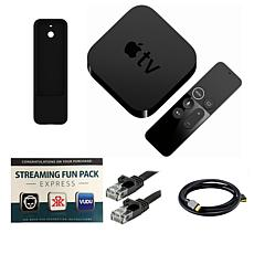 Apple TV 4K 32GB 4th Generation with Accessories