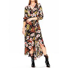 Aratta Savannah Wrap Dress