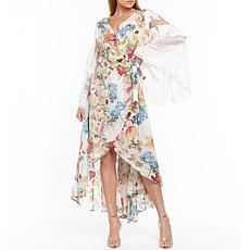 Aratta The White Queen Maxi Wrap Dress