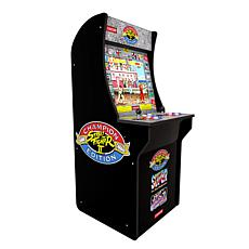Arcade 1Up Street Fighter II Arcade Cabinet System