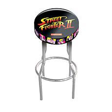 Arcade1Up Street Fighter II Capcom Legacy Adjustable Stool