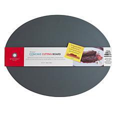 "Architec® Concave Cutting Board - 13 x 17"""