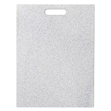 "Architec® EcoSmart™ PolyCoco™ Cutting Board - 12 x 16"" - Light Gray"