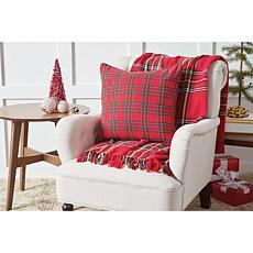Arlington Plaid Pillow