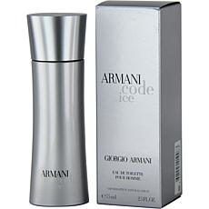 Armani Code Ice by Giorgio Armani Spray for Men 2.5 oz.