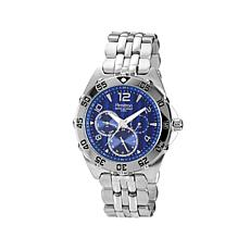Armitron Men's Multifunction Stainless Steel Watch