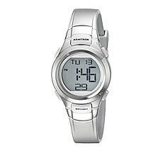 Armitron Women's Silvertone Digital Chronograph Sport Watch