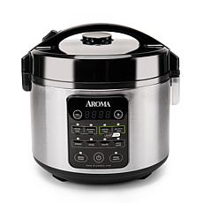 Aroma ARC-1126SBL 12-Cup Smart Carb Rice Cooker