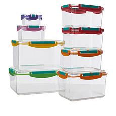 Art and Cook 16-piece Tritan Food Storage Set