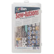 ArtBin Sew-Lutions Sewing/Thread Box Translucent