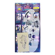 Artool The Big Shield Freehand Airbrush Templates FH 7 BLM Set