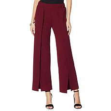 """""""As Is"""" Antthony Scuba Crepe Overlap Pant"""
