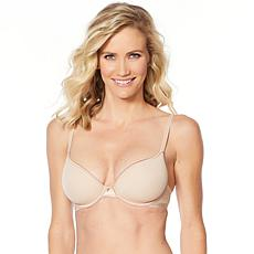 """As Is"" Aria Dream Collection Featherlight Cup Multi-Way Bra"