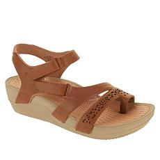 """As Is"" Baretraps® Bellemy Rebound Toe-Loop Sport Sandal"
