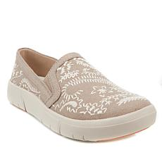 """""""As Is"""" Baretraps® Bonaire Embroidered Slip-On Sneaker"""