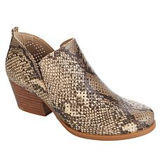 """""""As Is"""" Baretraps® Rizzo Slip-On Laser-Cut Bootie"""