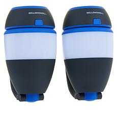 """""""As Is"""" Bell + Howell 2-pack Multi-Functional Lanterns"""