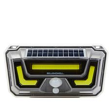 """""""As Is"""" Bell + Howell XL Solar Bionic Motion-Activated Light"""