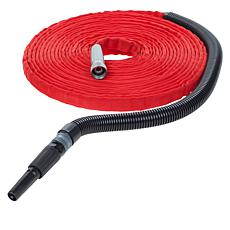 """As Is"" Belmont Garden 75' Easy Reach Fireman FlexEnd Hose"