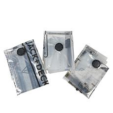 """As Is"" Black & Decker® Variety Pack of 6 Space Saver Bags"