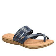 """As Is"" b.o.c. Alisha Toe-Loop Sandal"
