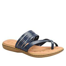 """As Is"" b.o.c. Alisha Toe-Loop Sandal"