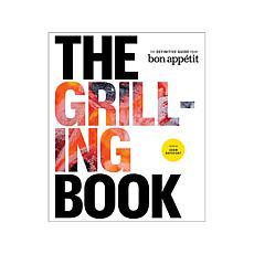 """""""As Is"""" Bon Appétit Definitive Grilling Cookbook"""