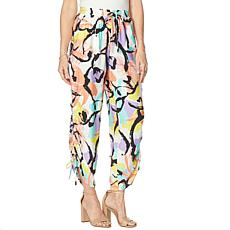 """""""As Is"""" Brittany Humble Convertible Wide-Leg Pant"""