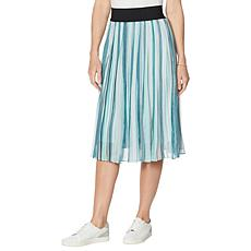 """""""As Is"""" Brittany Humble Pleated Skirt"""