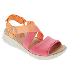 """""""As Is"""" Bzees All In Washable Sport Sandal"""