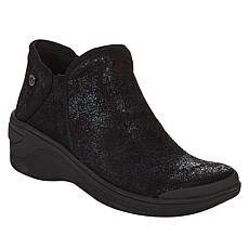 """""""As Is"""" Bzees Domino Washable Side-Zip Bootie"""