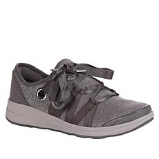 """As Is"" Bzees Inspire Ribbon Lace Washable Sneaker"
