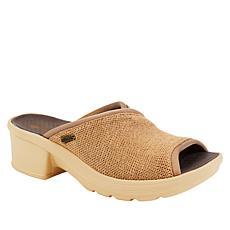 """""""As Is"""" Bzees Lulu Washable Slide Sandal"""
