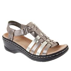 """""""As Is"""" Collection by Clarks Lexi Bridge Fisherman Sandal"""