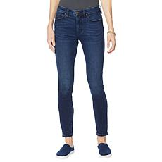 """As Is"" Colleen Lopez Denim Skinny Jean"